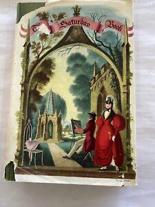 The Saturday Book John Hadfield Hardcover 1957 17th Edition