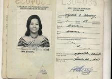 2 Passports Philippines Nydia C. Alvarey