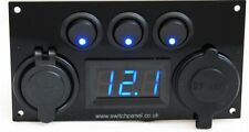 Ford Transit Double USB Camper Van Switch Panel