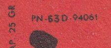 POLAND 1963 Matchbox Label - Cat.Z#567d. II, Hand with burning match.