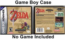 The Legend of Zelda: A Link to the Past - Game Boy Advance GBA Case - *NO GAME*