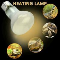 Reptile Infrared Bulb Floodlight UVA E27 Reptile Heat 2020 Lamp Light Flood D2E0