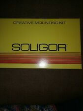 New listing Soligor Creative 2 Way Dimensional Photo Mounting/Framing Kit