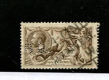 Great Britain Scott 179 Half Crown Stamp Cancelled 7685H