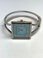 Anne Klein Ladies Square Stainless Steel Quartz Watch 10/5738-9