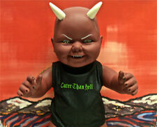 "Krypt Kiddies~Lil' Red~Devil Doll~Series 4~""Back From Hell""~Mib"