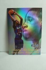 1997-98 Flair Showcase Tracy McGrady RC Sec 2 Row 3 Seat 21 Raptors