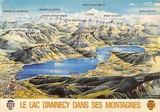 BR49740 Lac d annecy panorama du lac dans ses montagnes      France