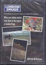 DVD: LONDON DRUGS JUMP START GUIDE TO BETTER PHOTOGRAPHY DIGITAL CAMERA...NEW
