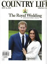 Country Life Magazine Prince Harry Meghan Markle Beagles Chelsea Flower Show