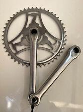 Vintage 46T Raleigh Bicycle Chainwheel Bike Crankset #3527