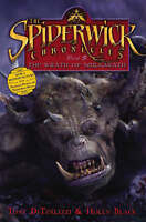 The Spiderwick Chronicles #5: The Wrath of Mulgarath, Black, Holly, Very Good Bo