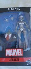 Marvel Legends JOCASTA 6in Figure & BAF Mr Fixit Torso SEALED NEW