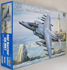 Trumpeter 1:32 02287 Harrier GR7 RAF Model Aircraft Kit
