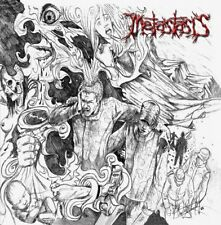 METASTASIS: Executioner Rises CD Trash Metal Chile Dark Angel Sodom Slayer