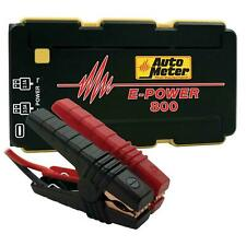 AutoMeter EP-800 Emergency Battery Pack Jump Starter, 1800 mAh