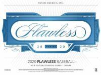 2020 Panini Flawless Baseball Hobby Box Presale
