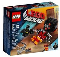 The Lego Movie 70817 BATMAN AND SUPER ANGRY KITTY ATTACK Skeletron Skeleton NISB