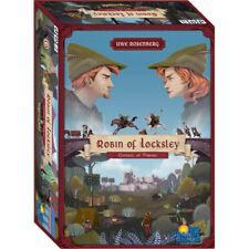 Robin Of Locksley Board Game Rio Grande Games RGG 586 Uwe Rosenberg Family Hood
