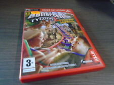 POUR PC Roller Coaster Tycoon 3 : distractions sauvages