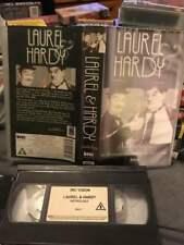 Laurel And Hardy Anthology (VHS, 2000)