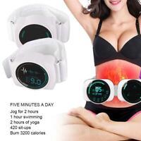Body Slimming Belt Electric Vibrating Fat Burning Weight Loss Massager Machine