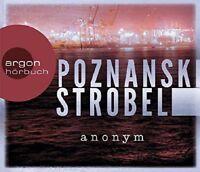 URSULA POZNANSKI/ARNO STROBEL - ANONYM - S, ROTERMUND/C, MARX  6 CD NEW