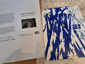 CD Pop Tony Oursler - Sound Digressions in Seven Colors (-) Sonic Youth Foetus