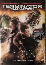 TERMINATOR SALVATION - McG DVD Bale Bonham Carter Ironside