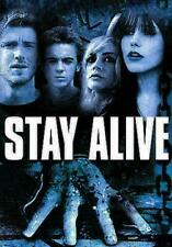 Stay Alive (DVD, 2006) DISC IS MINT