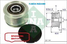 PULEGGIA alternatore INA 535001210 Audi A3 Golf V-VI 1.9-2.0 TDI  F-227628.3/6/7