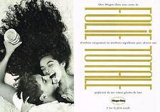PUBLICITE ADVERTISING 074  1994  HAAGEN-DAZS   glaces cremes glacées ( 2 pages)