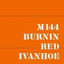 """BURNIN' RED IVANHOE """"M144"""" SHADOKS RE DEN 2LPS S/S 1969"""