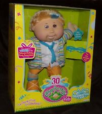 2013 Cabbage Patch Kids 30 Years Celebration Kid Doll Curtis Marc Born August 7