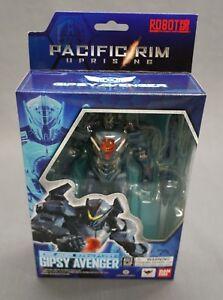 Pacific Rim: Uprising Robot Damashii Side Jaeger Gipsy Avenger Bandai NEW *