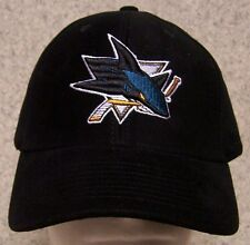 Embroidered Baseball Cap Sports NHL San Jose Sharks NEW 1 size fits all Reebok