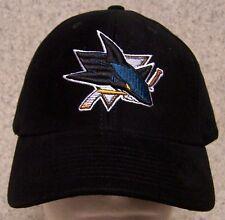 Embroidered Baseball Cap Sports NHL San Jose Sharks NEW 1 size fits all Reebok