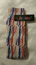 j'Colour Socks Blue Red Orange Stripe New Mens Socks Colorful Footwear Fashion