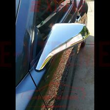 FOR CHEVY Chevrolet 11 12 13 2014 15 CAMARO CHROME MIRROR FULL COVERS