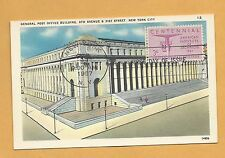 General Post Office New York, American Institute of Architects Centenial FYC, 3c