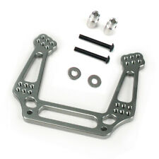 Traxxas Monster Jam 1:10 Alloy Front Shock Tower, Grey by Atomik - Replaces 3639
