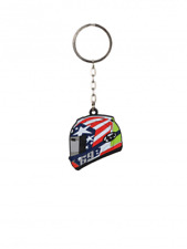 Nicky Hayden 69 Key Chain Helmet Authentic licensed MotoGP  legends