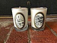 Rare Pair Alice In Wonderland Candles Cheshire Cat Caterpillar Urban Outfitters