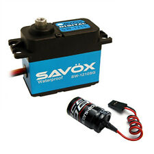 Savox SW-1210SG Waterproof Coreless Steel Gear Digital Servo + Glitch Buster