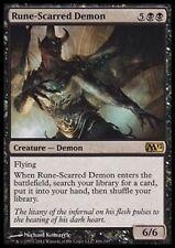 *MRM* FRench Démon scarifié de runes / Rune-Scarred Demon MTG Magic 2010-2015