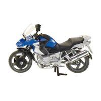Siku Bmw R1200 Gs Die Cast Vehicle - 1047 Motorcycle Model Toy Motorbike Die New