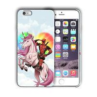 Super Hero Deadpool Iphone 4 4s 5 5s SE 6 7 8 X XS Max XR 11 Pro Plus Case n9