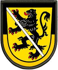 Wappen von Herzogenaurach -  Patch Aufnäher, Pin ,Aufbügler.
