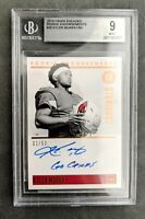 Kyler Murray Rookie Endorsements - Jersey #1 of 50 / 2019 Encased (9Mint 10Auto)