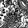 SALE! Amscan Elegant Paisley PAPER BEVERAGE NAPKINS   USA